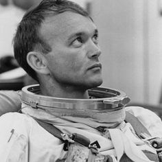 Visit Biography.com and study the career of Michael Collins, astronaut on the <i>Gemini 10</i> and <i>Apollo 11</i> missions.