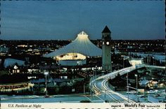 Riverfront Park, home to Expo 1974 World Fair.