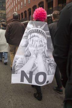 No Freedom Under Trump