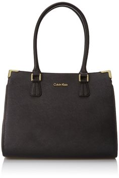 1ff08ced669b Calvin Klein Saffiano Satchel Shoulder Bag    Check out this great product.  Shoulder Bag