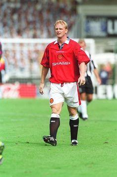 David May, Manchester United
