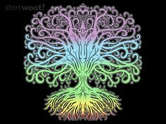 SymmeTree of Life - Shirt.Woot