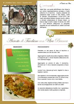 Ricettario tipico N. 1 Dicembre 2015 by Ricettario Tipico - issuu