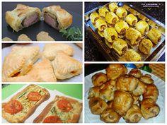 Exquisiteces de hojaldre, unos entrantes para sorprender 2. | Cocinar en casa es facilisimo.com