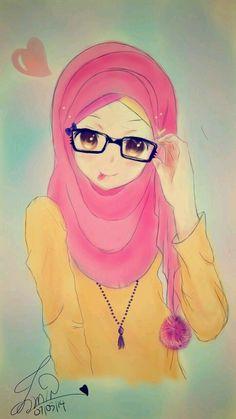 by shizunepija on DeviantArt kawaii muslimah! by shizunepija on DeviantArt Thank you for visiting kawaii muslimah! Hijab Anime, Hijab Drawing, Islamic Cartoon, Hijab Cartoon, Islamic Girl, Animation, Anime Art Girl, Anime Love, Cute Pictures