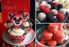 frutillas decoradas para navidad - Buscar con Google Macarons, Muffin, Breakfast, Desserts, Food, Google, Birthday Treats, Dulce De Leche, Candy Stations