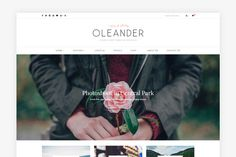 Oleander - A Blog &