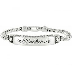 ID Bracelet Mother  available at #Brighton