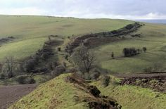 A famous ancient earthwork in Britain known as Offa's Dyke may have to give up its name – it is named after Offa, King of Mercia, due to the belief that it was built during his reign Anglo Saxon History, British History, Ancient History, Anglo Saxon Kingdoms, Primary History, Europe News, Kingdom Of Great Britain, Places In Europe, British Isles