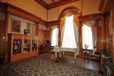 Livadia Palace Interior.