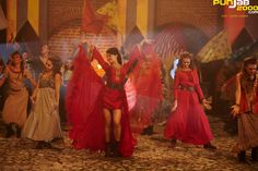 """Bollywood might have tried many visual treatments but having a medieval-themed song is a first. And what's more, the song is not for a new track but a classic yet funky take on the smash hit """"Saturday Night"""", in Bangistan"""