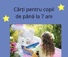 Lecturi de vacanta pentru copii de pana la 7 ani - carti din serii, lecturi usoare Pre-school Books, Teaching Letters, Toddler Books, Literature, Preschool, Teddy Bear, Reading, Kids, Literatura