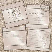 Bling Wedding Invitation Kits Inspiration Stationery