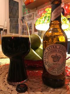 A Le Coq Brewed In Dorpat Imperial Extra Double Stout
