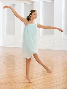 Shine the Light - Style 0497 | Revolution Dancewear Contemporary/Lyrical Dance Recital Costume
