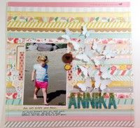 A Project by SamaraGugler from our Scrapbooking Gallery originally submitted 07/16/13 at 07:15 PM