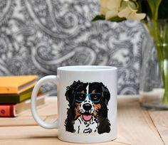 Bernese Mountain Coffee Mug