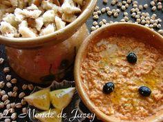 """Lablabi. Heute zeige ich einmal, wie man das traditionelle Gericht """"Lablabi"""" zubereitet… Oriental Food, Arabic Food, Couscous, Dips, Oatmeal, Recipies, Latte, Food Porn, Pudding"""