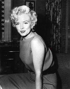 Marilyn Monroe <3 1954.