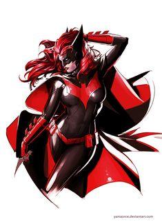 Batwoman by Yama Orce