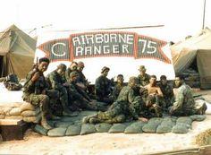 """Charlie Rangers,"" Co. C (Ranger), Infantry, First Field Force Vietnam, 1969 Vietnam History, Vietnam War Photos, Vietnam Vets, North Vietnam, Military Photos, Military History, Military Life, Brown Water Navy, Us Army Rangers"