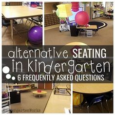Alternative Seating