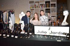 Julio Jordan en nuestro fashion Market en el hotel Aqua