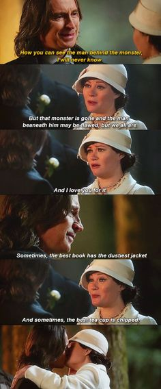 #OUAT #Rumbelle by bsasserdaughtridges Public Gallery - #BeFunky