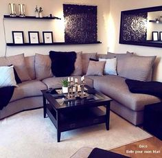 Other living room arrangement that may work