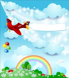 Positive Thoughts Cartoon Background Wallpaper Hd Desktop Mobile