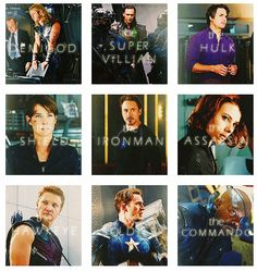 Movies  ...  The Avengers