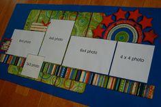 2010 Bo Bunny Block Party Scrapbook Generation kit