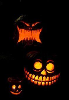 Cool pumpkin carving ideas #Pumpkin Carving #Pumpkin Carving Patterns #Halloween