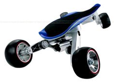 BMW street carver concept skateboard.