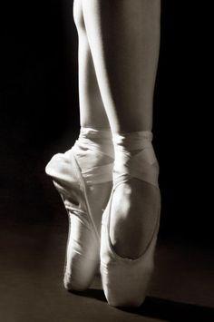 Ballerina by Silke M. Kemmer on artflakes.com as poster or art print $30.49