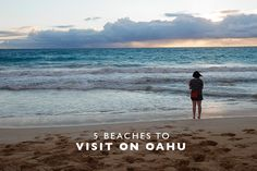 5 Beaches to Visit on Oahu - Land Of Marvels