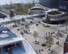 02 WAVE GARDEN « Landscape Architecture Works | Landezine