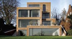 David Chipperfield . Elbchaussee House . Hamburg (1)