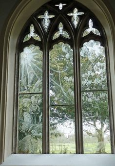Etched.....vmburkhardt:  Dorset Allsorts: St Nicholas' Church, Moreton