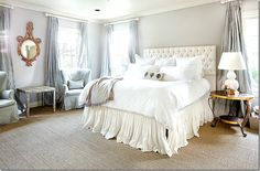 Belclaire House: Bedroom Inspiration