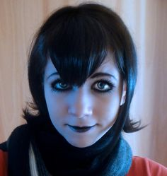 This Cosplay makeup looks so much like Mavis. Look created by TrixiCat on  DeviantArt Halloween e3383155a