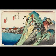 EDO POP: THE GRAPHIC IMPACT OF JAPANESE PRINTS at the Minneapolis Institute of Arts