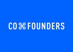 Co-Founders Brand Identity. Design by Aivan.