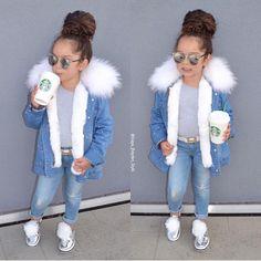 1,229 vind-ik-leuks, 12 reacties - (@kidsbabylove) op Instagram: 'By@inaya_jheyden_style . #Little #Girl #Fashion #Model #Beautiful #Perfect follow…'