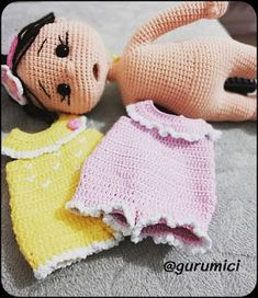 This is a great amigurumi crochet doll free pattern. Amigurumi knitting toys will continue to share everything related to you. Doll Amigurumi Free Pattern, Crochet Amigurumi Free Patterns, Crochet Doll Pattern, Amigurumi Doll, Free Crochet, Crochet Doll Clothes, Knitted Dolls, Crochet Eyes, Knitting Needles