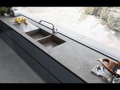 Cuisine intégrée ARTEX By poliform design Paolo Piva Smart Kitchen, Kitchen Gifts, Kitchen Ideas, Kitchenette, Modernisme, Kitchen Stories, Design Department, Contemporary Kitchen Design, Wooden Kitchen