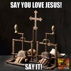 """Just another torture device used back in the day by Christians. Philosophers, scientists, astronomers, and women, were their favorite targets.The Christian-Right misses the """"old days. Atheist Humor, Atheist Quotes, Miss The Old Days, Losing My Religion, Religious People, History Page, Catholic, Fun Facts, Medieval"""