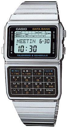 Casio DBC-610A-1A Module 676 Released 1985