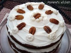 Paula Deen's Hummingbird Cake. One of my favorite southern cakes.