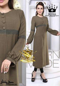 مانتوی تابستانه بلند نخی Abaya Fashion, Skirt Fashion, Indian Fashion, Fashion Dresses, Womens Fashion, Casual Hijab Outfit, Casual Dresses, Dress Brokat Modern, Foldover Bag
